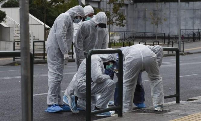 انفجار قنبلة أمام محكمة في اليونان