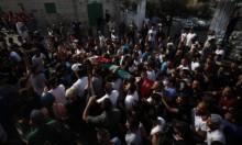 تشييع فلسطيني بغزة استشهد متأثرا بجراحه