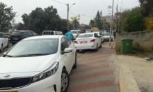 الزرازير: اعتقال سائق بشبهة دهس الطفل المرحوم غريفات