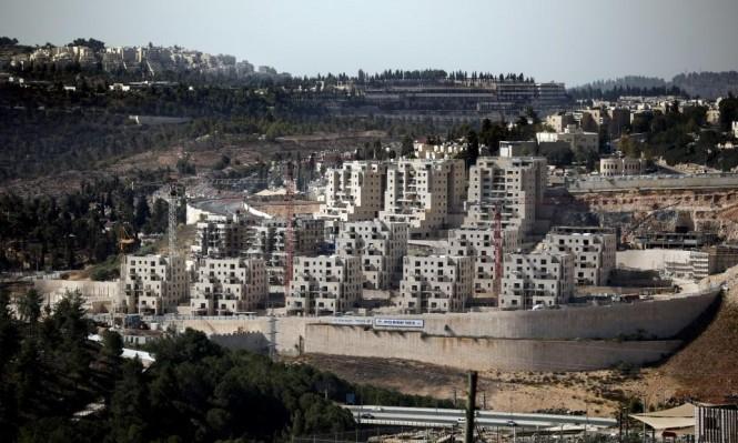 مخطط إسرائيلي لبناء 300 ألف وحدة سكنية بالقدس المحتلة