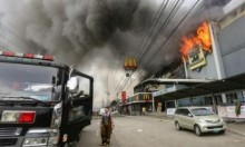 240 قتيلا في عاصفة الفيليبين