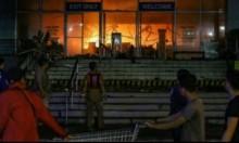 الفلبين: مصرع 36 في حريق و 20 في حادث و240 في عاصفة