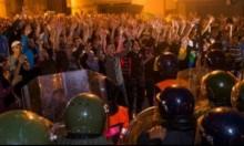 المغرب: الآلاف يتظاهرون في جرادة بعد وفاة شقيقين في منجم