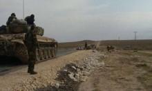 قوات النظام تتقدم لمنطقة وقف إطلاق النار قرب إسرائيل