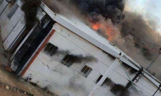انفجار في قاعدة عسكرية للاحتلال شرقي القدس