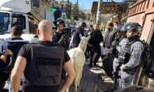 القدس المحتلة: الاحتلال يهدم منشأتين ويداهم المتاجر بسلوان