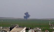 حماة: إسقاط طائرة عسكرية للنظام السوري ومقتل قائدها