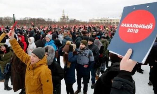 الاتحاد الأوروبي يشكك بانتخابات ديمقراطية للرئاسة في روسيا