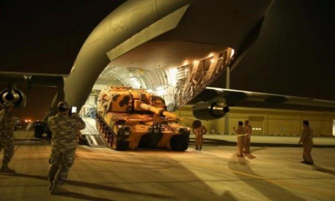 قوات تركية إضافية تصل الدوحة ضمن اتفاقية الدفاع المشترك