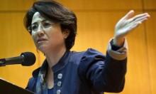 زعبي: المعارضة الإسرائيلية أخطر على الديمقراطية من اليمين