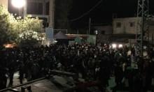 مئات المستوطنين يقتحمون المقامات الدينية بكفل حارس