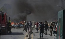 40 قتيلا  و30 مصابا بانفجار في كابول