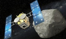 كويكب ضخم مر بين الأرض والقمر