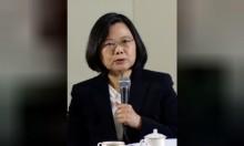 تايوان تحذر الصين من أي عدوان عسكري