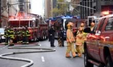 12 قتيلا في حريق بمبنى سكني في نيويورك