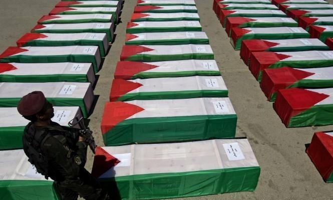 الحكومة الإسرائيلية تتوجه للعليا لإلغاء أمر منع احتجاز جثث الشهداء