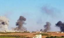 ريف إدلب: قصف جوي لليوم الخامس ونزوح آلاف المدنيين
