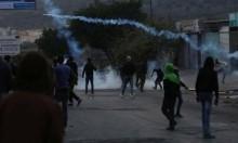 مواجهات واعتقالات وإطلاق رصاص حي على الإسعاف الفلسطيني
