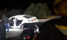 7 إصابات بينها خطيرة بحادثي طرق بالجليل