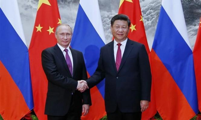 هل ثمة تحالف صيني روسي في طريقه للبروز؟