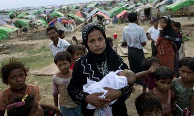 بنغلادش تستعد لترحيل 100 ألف من اللاجئين الروهينغا لبورما