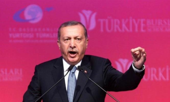 إردوغان يحذر أميركا وإسرائيل من التصعيد بملف القدس