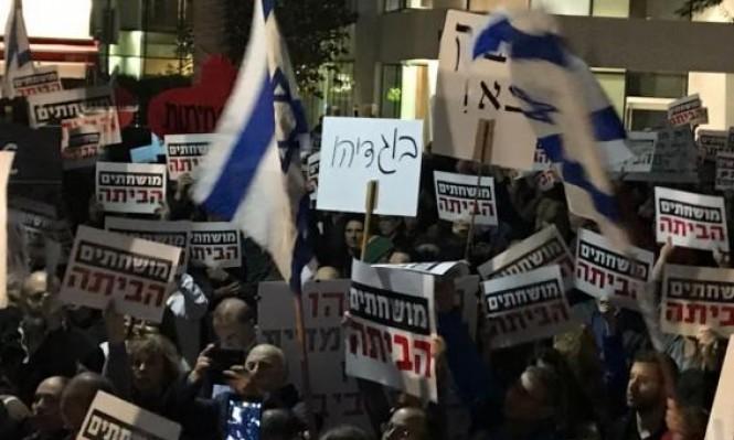 أمسالم: المتظاهرون يريدون إسقاط الحكومة ليس بالانتخابات