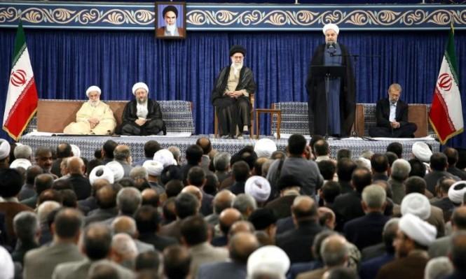 تظاهرات داعمة للنظام الإيراني بعد يومين من احتجاجات ضده