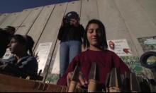 أطفال مخيم عايدة للاجئين يُعايدون العالم بعيد الميلاد بطريقتهم الخاصة