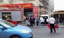 كفر كنا: حريق في مخبز
