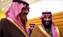 بعد الأفراج عنه.. الأمير متعب يظهر برفقة ابن سلمان