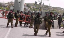 الاحتلال يحاصر دير نظام ويغلق المدخل الشمالي للبيرة