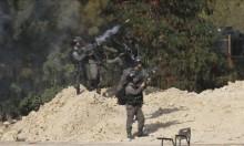 خانيونس: مصاب برصاص الاحتلال