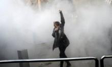 أوروبا تدعو طهران لضمان حق التظاهر وحرية التعبير