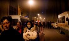 الصين تحقق أهداف خطة الحد من تلوث الهواء في 2017