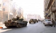 جيش النظام يتأهب لكسر حصار المعارضة لقاعدة بدمشق