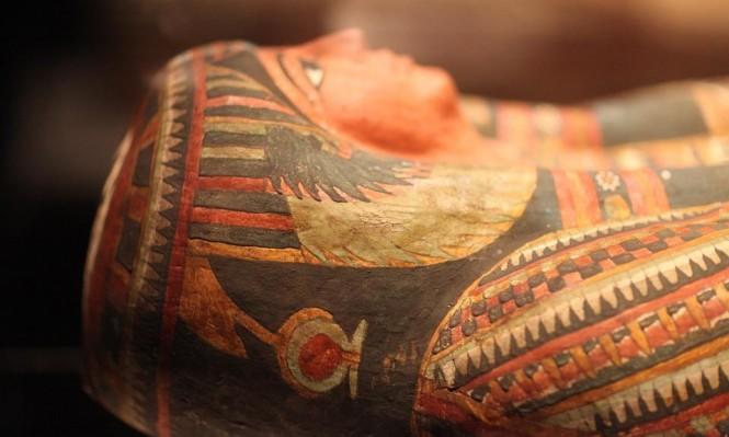 3 أجزاء لمومياوات فرعونية سُرقت منذ 100 عام تعود إلى مصر