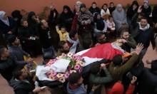 إصابة خطيرة برصاص الاحتلال خلال جنازة الشهيد التميمي