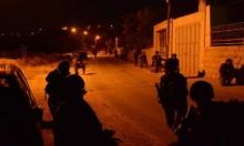 مواجهات وإصابات بالدهيشة والاحتلال يعتقل 10 فلسطينيين بالضفة