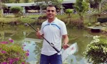 كفر مصر: وصول جثمان الشاب رضوان صبيحي