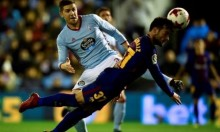 برشلونة يتعثر في كأس الملك مع بداية العام الجديد