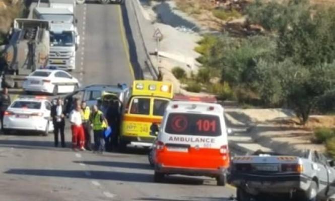 مصرع فلسطيني صدمته حافلة للمستوطنين قرب بيت لحم