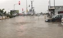 المثلث الجنوبي: أضرار بسبب العاصفة وتساؤلات حول البنى التحتية