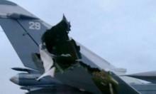 صور تثبت تضرر الطائرات الروسية بحميميم السورية رغم النفي