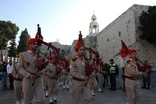 بيت لحم: احتفالات عيد الميلاد ودعوات لمقاطعة ثيوفيلوس