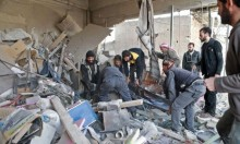 مقتل 17 مدنيا بقصف للنظام وروسيا على الغوطة الشرقية