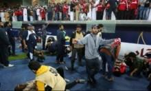 الكويت: إصابة 11 شخصا في انهيار مدرج كرة قدم