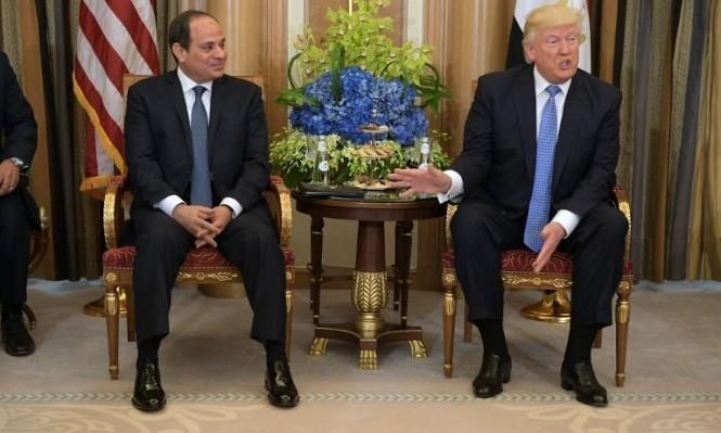 مصر وافقت على إعلان ترامب سرًا والمخابرات أمرت الإعلام بالترويج له