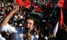 عشرات الألوف يتظاهرون بهندوراس ضد إعادة انتخاب الرئيس