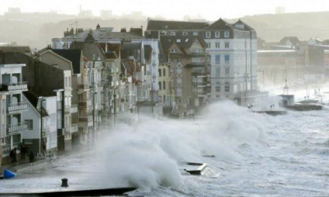 """200 مليون يورو خسائر جراء عاصفتي """"كارمن"""" و""""إليانور"""""""